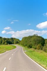 Bundesstraße, Verkehrswege. Infrastruktur