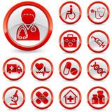 Medizin - Buttons