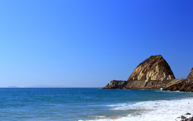 Channel Islands and Point Mugu, Los Angeles, CA