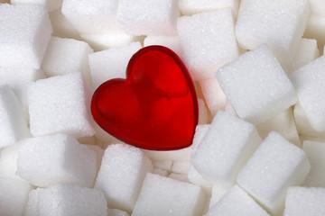 Zucker - Gefahr fürs Herz