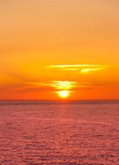 Landscape Beaming Horizon