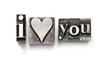 I Love (Heart) You