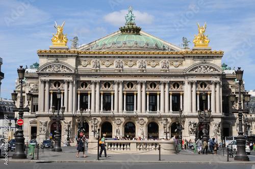 Papiers peints Opera, Theatre l'Opéra Garnier à Paris