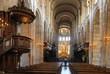 intérieur de la basilique Saint-Sernin deToulouse
