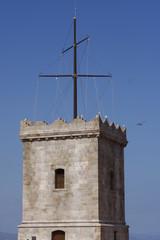 Torre Castello MontJuic -Barcellona
