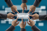 diverse business teamwork