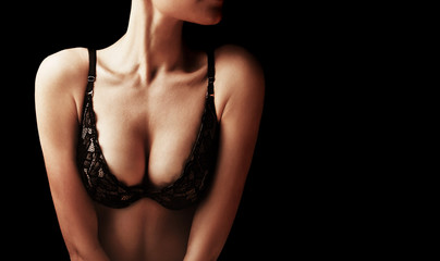 Sexy female body