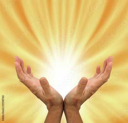 Healing Energy Field