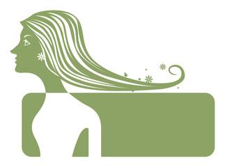 髪 女性 タイトル