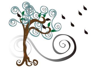 木枯らし WINTER TREE