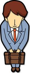 ビジネスマン Businessman