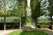 jardin du Petit Trianon à Versailles