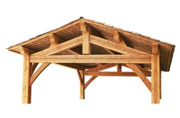 Charpente en bois