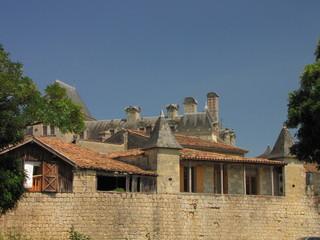 Château de Cadillac ; Gironde ;  Aquitaine