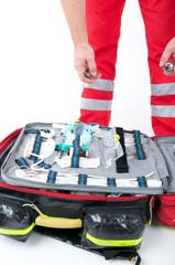 Notfallrucksack Feuerwehr