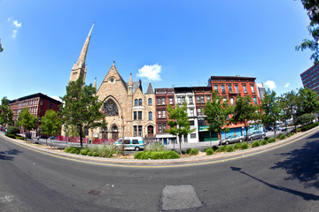 Ephesus Seventh-day church in Harlem, new York