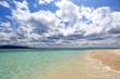 美しい水納島の海岸