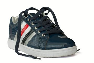 Blue boot