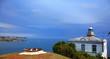 Candas lighthouse