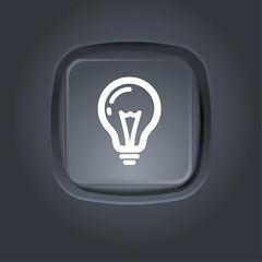 light bulb pictogram
