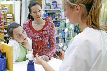 Mére en fille - Conseils de la pharmacienne