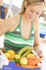 Bio - Fruits et légumes