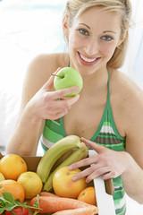 Santé - Fruits et légumes