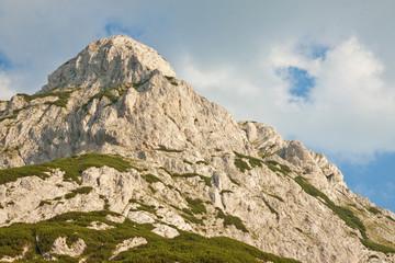 Beautiful mountain landscape. National park Durmitor