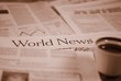 world news pages