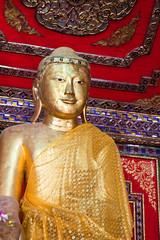 A Burmese Buddha statue2