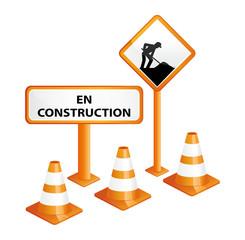 En construction.