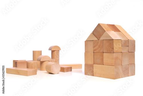 Wir bauen uns ein Haus