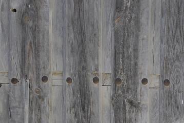 Puerta de madera vieja 3