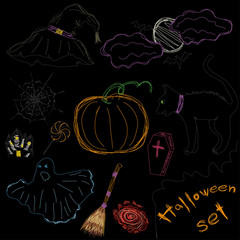 Halloween Icons A collection of fun Halloween icon