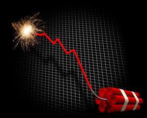 Finance crisis countdown