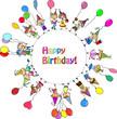 день рождения детский праздник