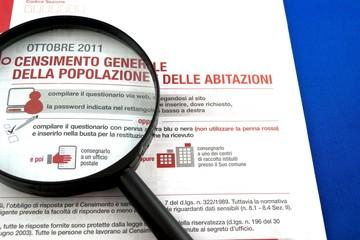 Censimento della popolazione - rilevazione demografica