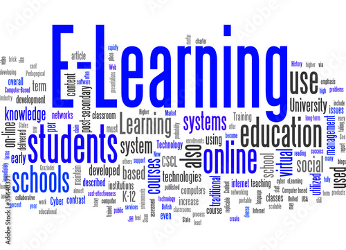 E-learning  - Electronic learning