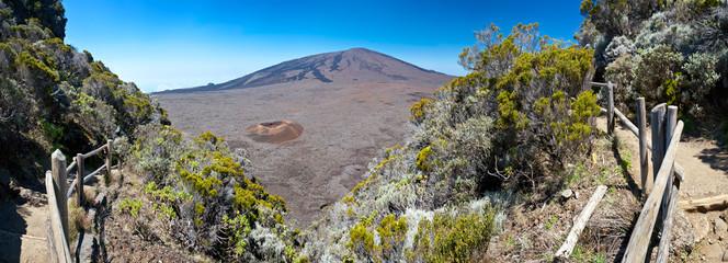 Piton de la Fournaise - Ile de La Réunion