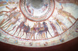 Frescoes In Tomb Of Thracian King
