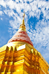 Wat Pong Sanook in Lampang,Thailand 2
