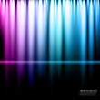 abstract background - curtain