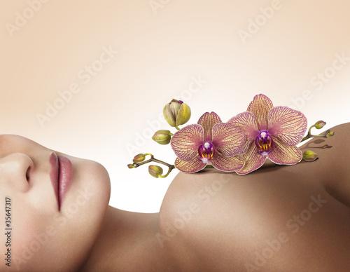 Fototapeten,weiblich,gesicht,schönheit,parfuem