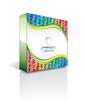 3D Business Software Box