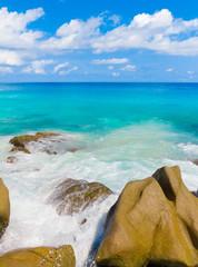 Seascape Ocean Foam