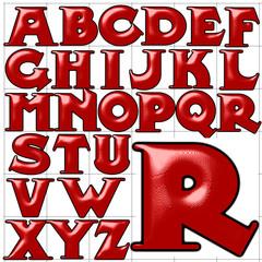 abc alphabet background midland rail design