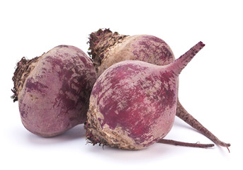 Ripe bet root vegetable