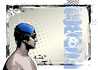 Swimming Poster 2