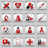 button White_red Medicine