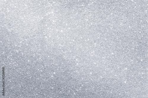 Streszczenie srebrnym tle